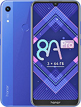 Honor 8A Pro - Full phone specifications