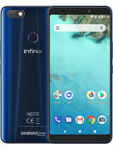 Infinix Note 5 - Full phone specifications