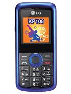 LG LG KP108