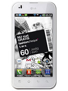 LG Optimus Black (White version) MORE PICTURES