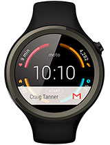 bb7aeee2fee Motorola Moto 360 Sport (1st gen) - Full phone specifications