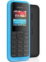 Nokia 105 Dual SIM (2015) MORE PICTURES