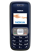 Nokia 1209 MORE PICTURES