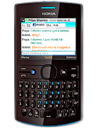 Nokia Asha 205 MORE PICTURES