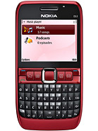 Nokia E63 - Full phone specifications