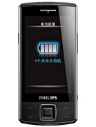 Philips Xenium X713 MORE PICTURES