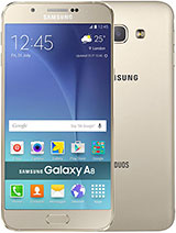 Samsung Galaxy A8 Duos MORE PICTURES