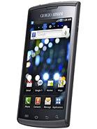 Samsung I9010 Galaxy S Giorgio Armani MORE PICTURES