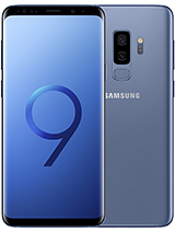 Samsung Galaxy S9+<br />