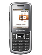 Samsung S3110 MORE PICTURES