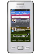 Samsung S5260 Star II MORE PICTURES
