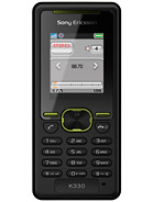 Sony Ericsson K330 MORE PICTURES