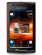 Sony Ericsson W8 MORE PICTURES