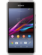 Sony Xperia E1 MORE PICTURES