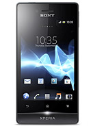 Sony Xperia miro MORE PICTURES