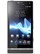 Sony Xperia SL MORE PICTURES