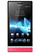 Sony Xperia U MORE PICTURES
