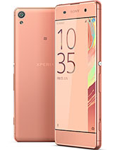 Sony Xperia XA MORE PICTURES