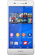 Sony Xperia Z3v MORE PICTURES