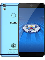 TECNO Camon CX Manchester City LE - Full phone specifications