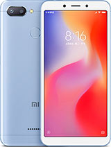 Xiaomi Redmi 6 - Full phone specifications