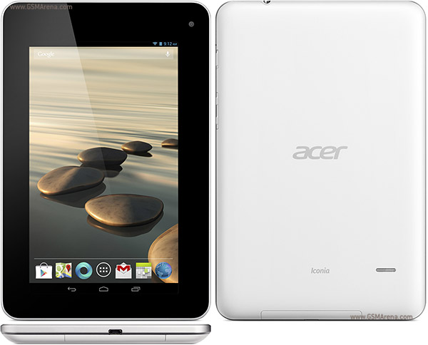 Acer Iconia Tab B1 710 Pictures Official Photos
