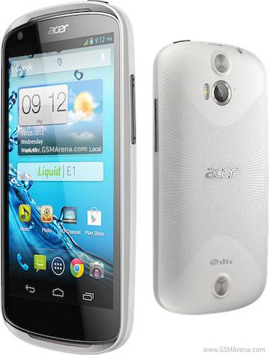 Acer Liquid E1