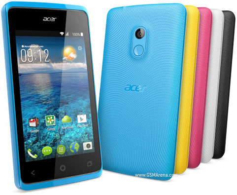 Acer Liquid Z200 Pictures Official Photos