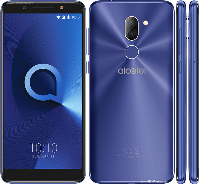alcatel 3x pictures, official photos