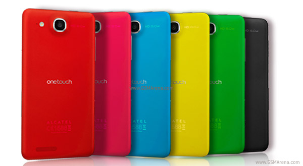 alcatel One Touch Idol Ultra pictures, official photos