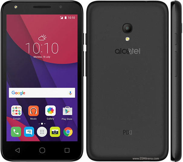 How to unlock Telus Alcatel OneTouch PIXI 3 / PIXI 4