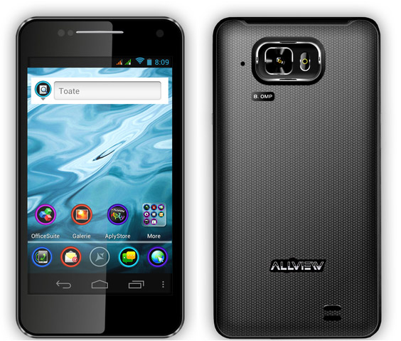 Allview P4 Duo