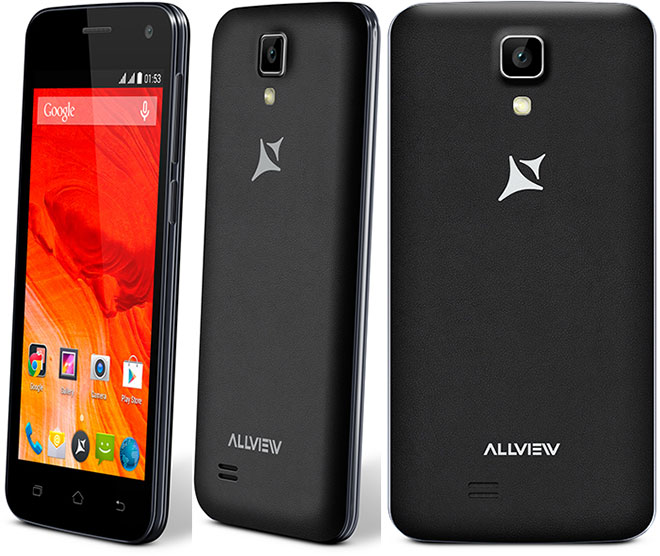 Allview P5 Life pictures, official photos