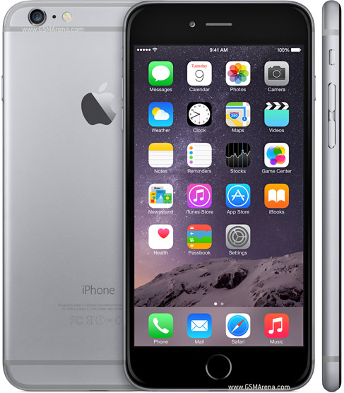 f0812cb3d78 Apple iPhone 6 Plus - Full phone specifications