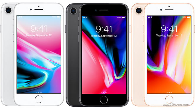 apple iphone 8 pictures official photos