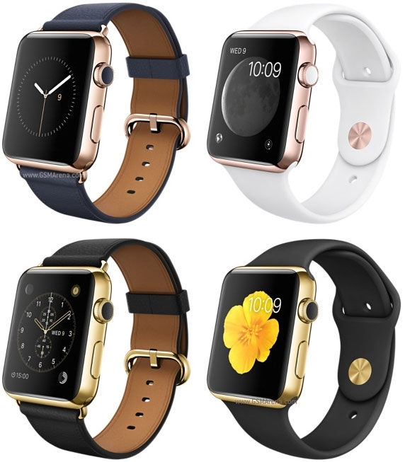 Apple Watch Edition 42mm (1st gen)