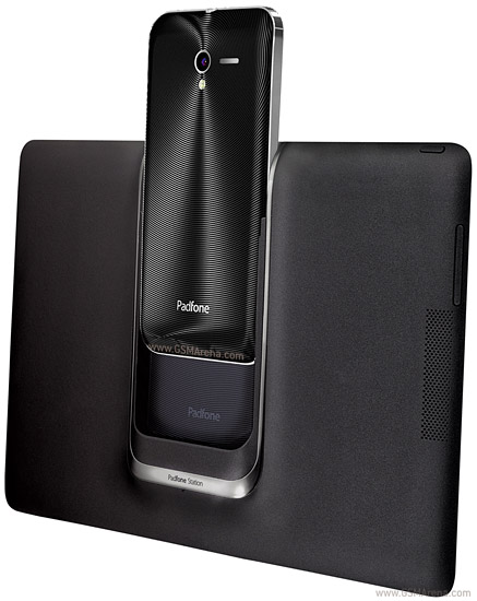 Asus PadFone 2 pictures, official photos