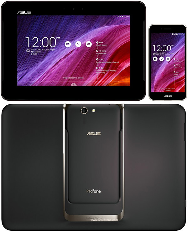 ASUS PadFone Infinity, All on The New Asus Android