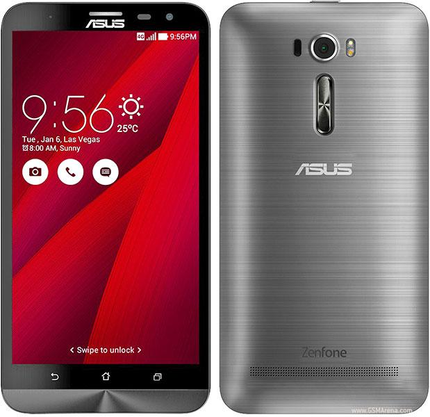 Asus Zenfone 2 Laser ZE601KL Pictures Official Photos