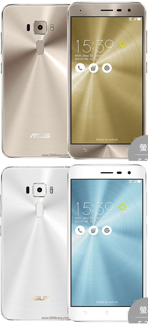asus zenfone 3 ze520kl pictures official photos. Black Bedroom Furniture Sets. Home Design Ideas