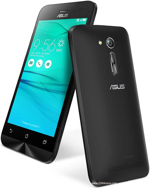 Asus Zenfone Go ZB452KG Pictures Official Photos