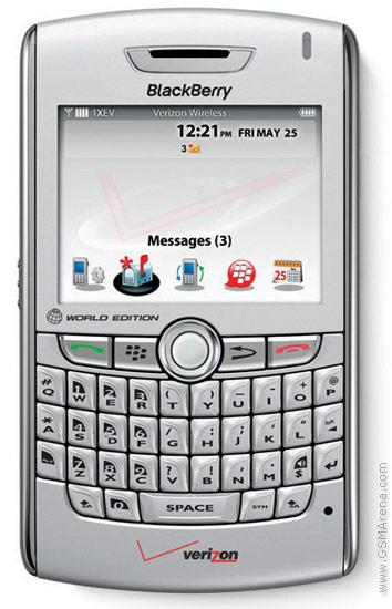 BlackBerry 8830 World Edition