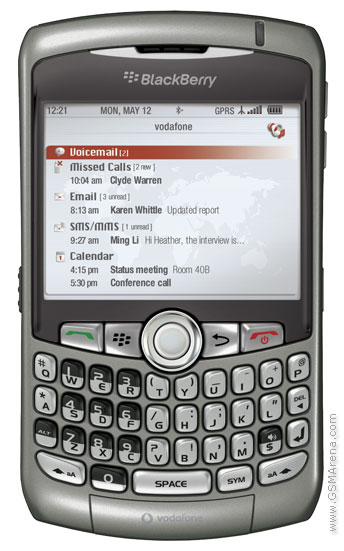 blackberry curve 8310 full phone specifications rh gsmarena com BlackBerry Curve 8320 BlackBerry Curve 9370