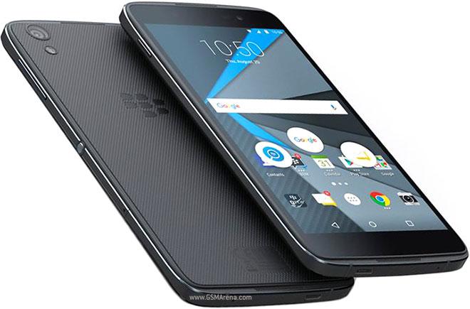 Blackberry Dtek50 Pictures Official Photos