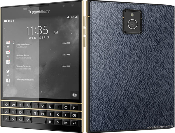 Blackberry Passport Pictures Official Photos