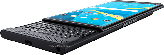 blackberry priv pictures official photos