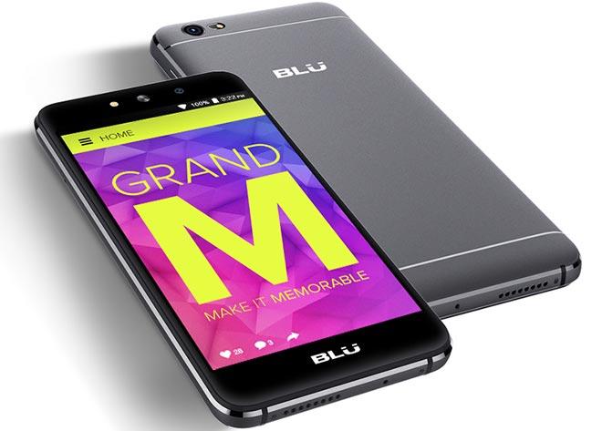 BLU Grand M