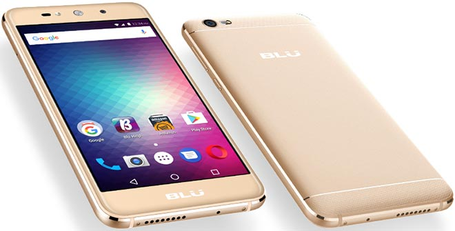 BLU Grand X Pictures Official Photos