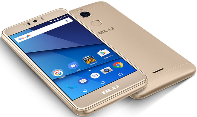 BLU R2 LTE Pictures Official Photos