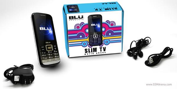 BLU Slim TV